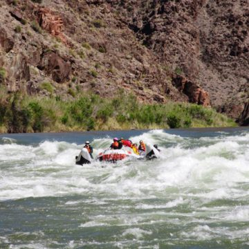 Adventure of a Lifetime: Rafting the Grand Canyon with the Colorado Mountain Club