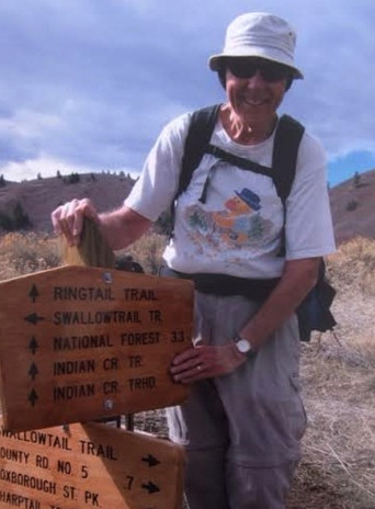 Karl V. Stout – Celebration of Life for an Inspiring Trip Leader