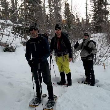 Five Reasons to Consider Snowshoeing