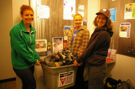 Youth Education Program Receives Climbing Shoes from Sole Purpose