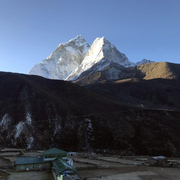 Top Five Reasons to Trek to Everest Base Camp