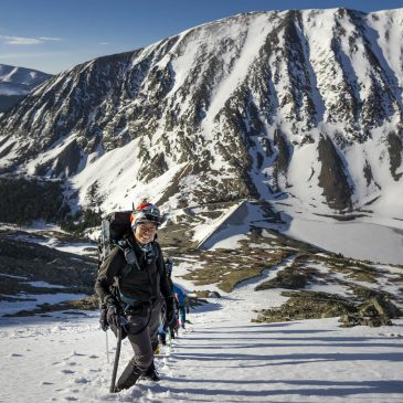 From New Member to Instructor: A Journey through the Colorado Mountain Club