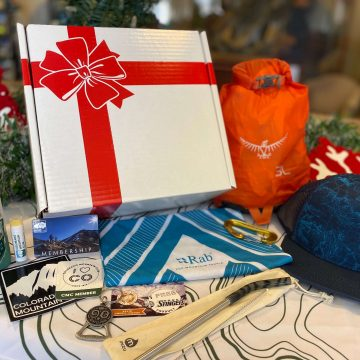 The 2019 Colorado Mountain Club Holiday Gift Guide