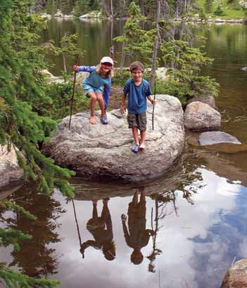 Quick Tips for Hiking with Children
