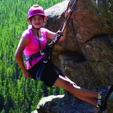 Colorado Kid: Erin Youngkin Climbs High