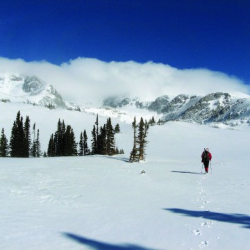 Winter Rewards: Climbing Mountains in the Frosty Months