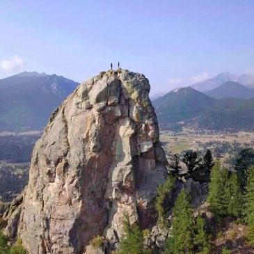 CMC Boulder Group Helps Save Iconic Thumb and Needle