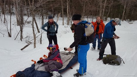Enroll in the New CMC Backcountry Incident Management Seminar
