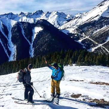 """Get """"Avy Savvy"""" with the CMC Backcountry Snow Rangers"""