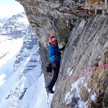 A Conversation With Alpinist Ines Papert