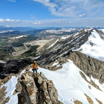 Colorado High Peaks Announced: Why I Climb 14ers