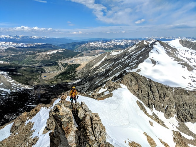 Why climb the 14ers