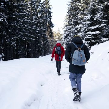 Fall and Winter Hiking Safety