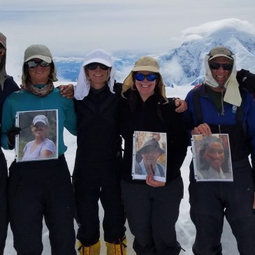 Improving Sustainability of Climbing – An Experience on Denali