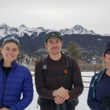 Touring with CMC's new Snow Rangers