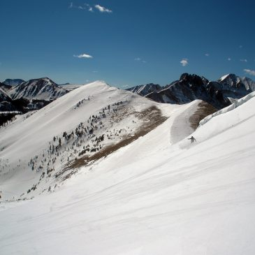 Colorado Backcountry: To Ski or Not to Ski
