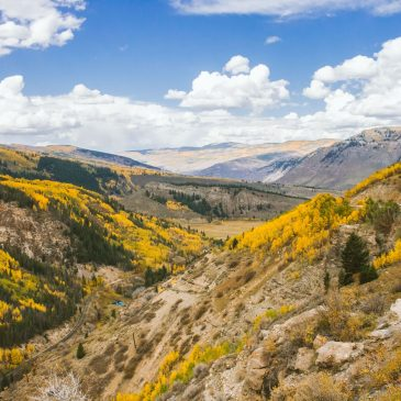 Fall Biking In Aspen – Colorado Mountain Club